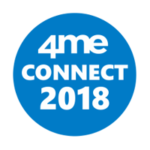 4me Connect 2018 in Review