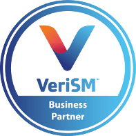VeriSM Business Partner badge