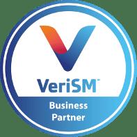 VeriSM Business Partner badge
