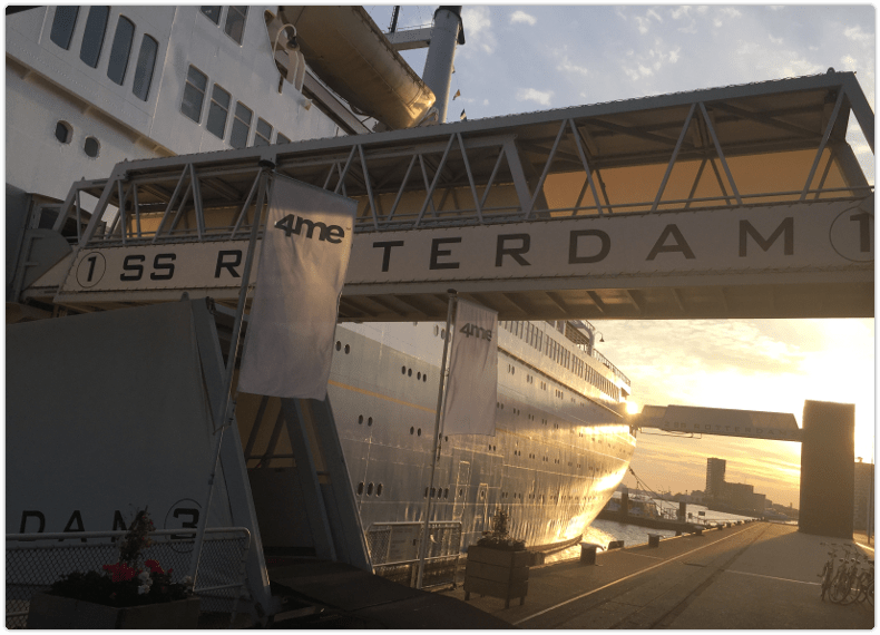4me Connect 2019 - ss Rotterdam