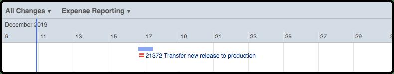 Change Calendar filter by service