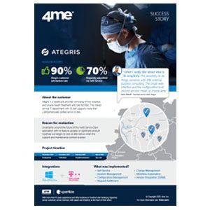 4me ategris success story
