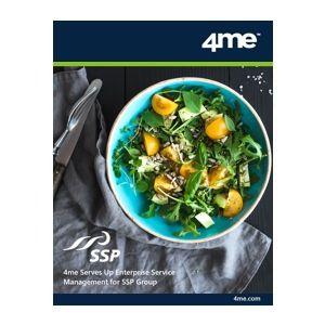 4me ssp group success story