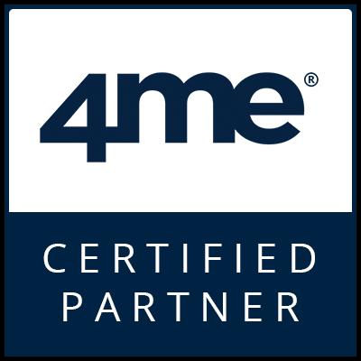 4me certified partner