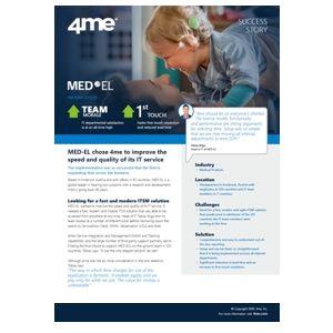 4me - MED-EL success story
