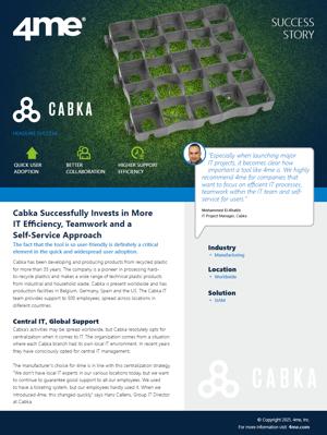 4me cabka success story