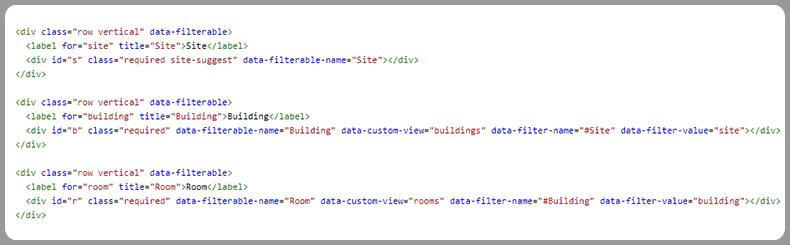 UI extension custom collection dependencies
